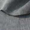 Bio-Leinenchambray blauschwarz, Art. 45035
