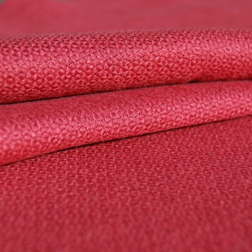 Bio-Leinen Panama rot
