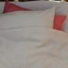 Bio-Bettbezug rot