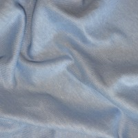 Bio-Leinenjersey blau serenity
