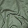 Bio Leinenjersey olivgrün, gemäß GOTS, Deutschland