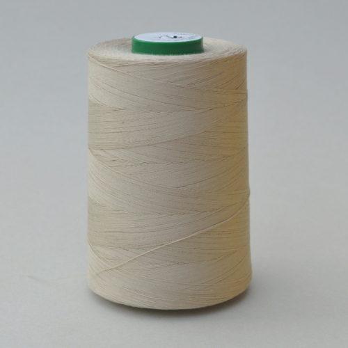 Bio Baumwollnähgarn Scanfil GOTS 4825 flachsfarben